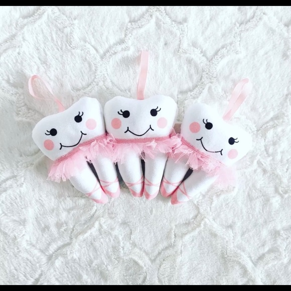 Personalized Handmade Tooth Fairy Pillows